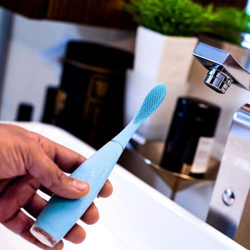 Foreo ISSA elektrische tandenborstel van siliconen