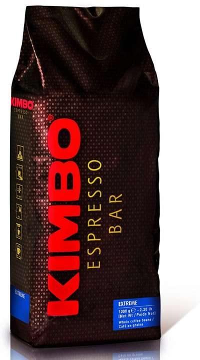 Kimbo Koffiebonen Extreme Bar