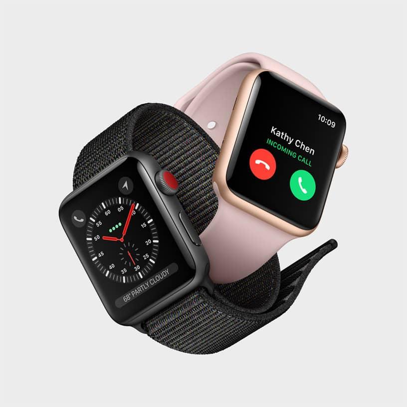 recensie van de Apple Watch Series 3