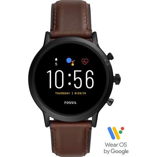 Fossil Heren Digitaal Touchscreen Gen.5 Smart Watch