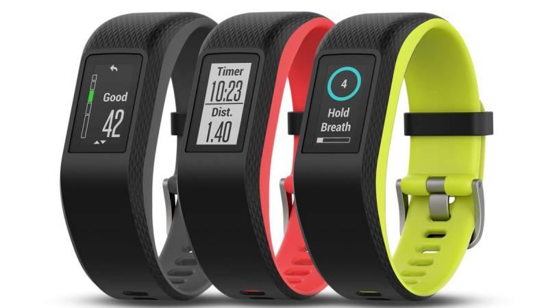Garmin Vivosport 4 GPS Horloge Kind