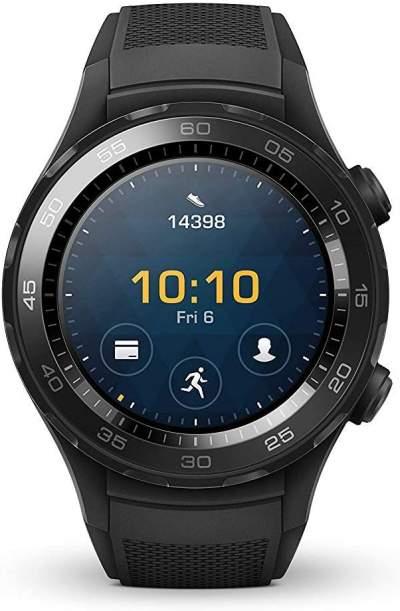 Huawei Smartwatch 2 met Bluetooth