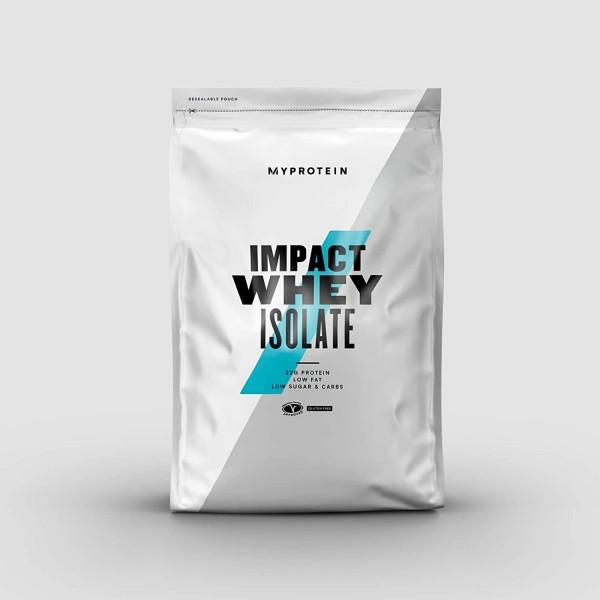 Myprotein Impact Whey Isolate Proteïne 2500g