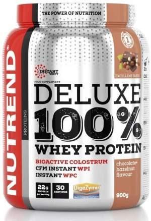 Nutrend Deluxe 100% Whey Protein Powder Shake