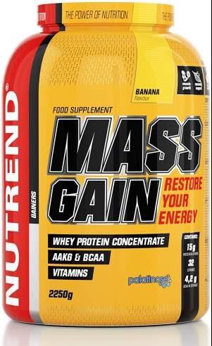 Nutrend Mass Gain Protein