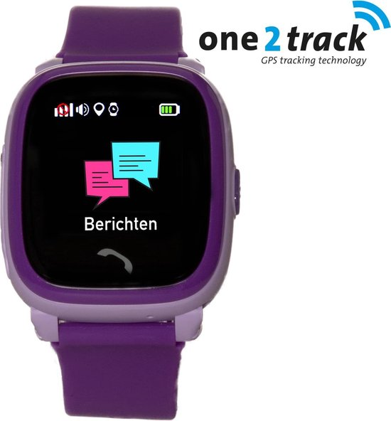 One2track Connect Go Kinderen Smart Watch
