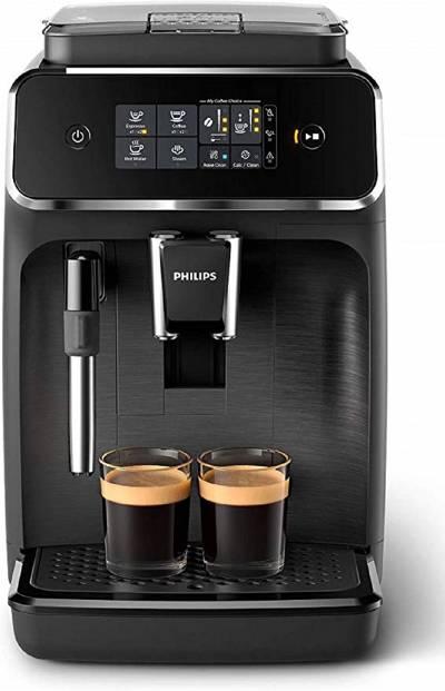 een Philips espressomachine