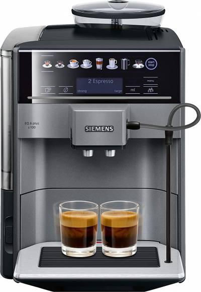Siemens EQ.6 Plus S100 Volautomatische Koffiemachine