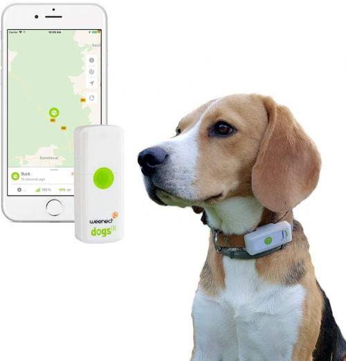 Weenect Dogs 2 GPS-tracker voor honden