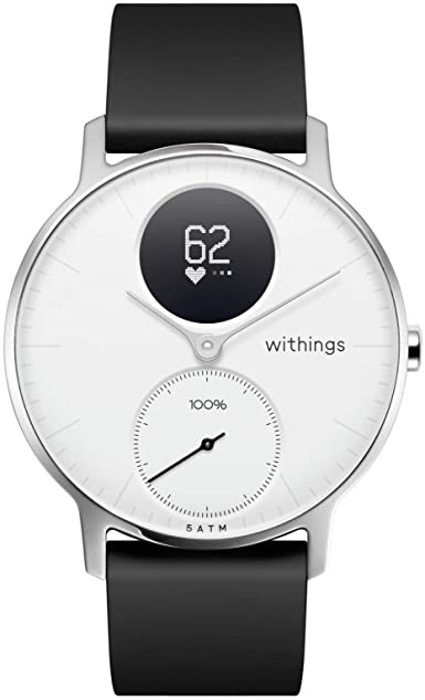 Withings Steel HR Hybrid Smartwatch Review
