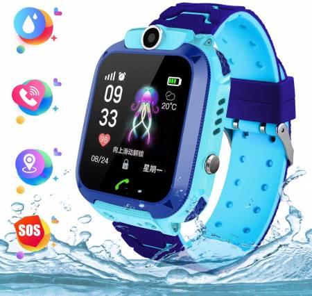 XLH Black s12 GPS Horloge Kind