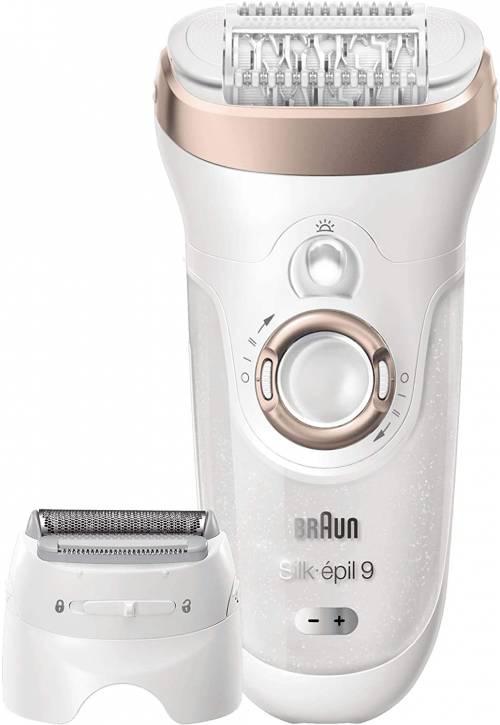 Braun Silk-épil 9 9-561 Wet & Dry Draadloze Epilator