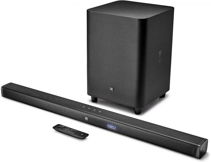 JBL BAR Studio 2.0 Channel Soundbar met Bluetooth