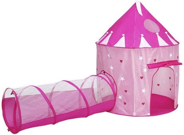 Prinsentent Met Tunnel