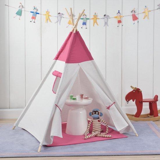 En Casa Wigwam tent voor kinderen