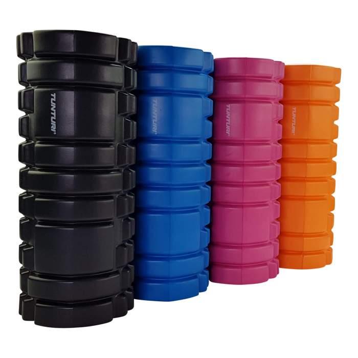 Tunturi Yoga Grid Foam Roller Massage