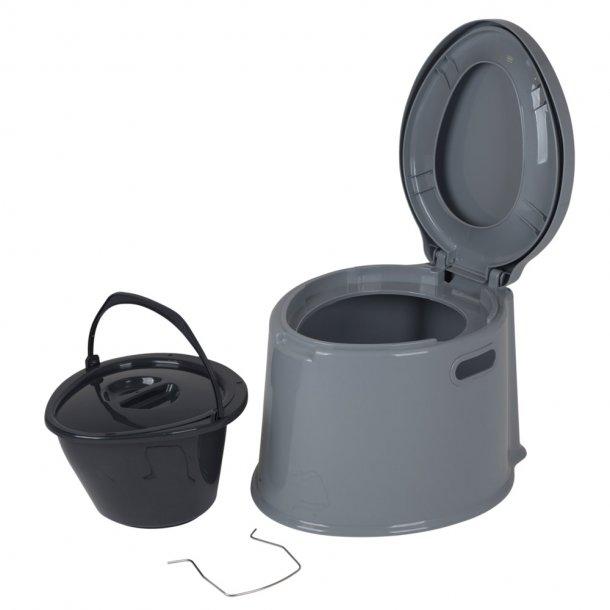 Bo-Camp Draagbaar Camping Toilet