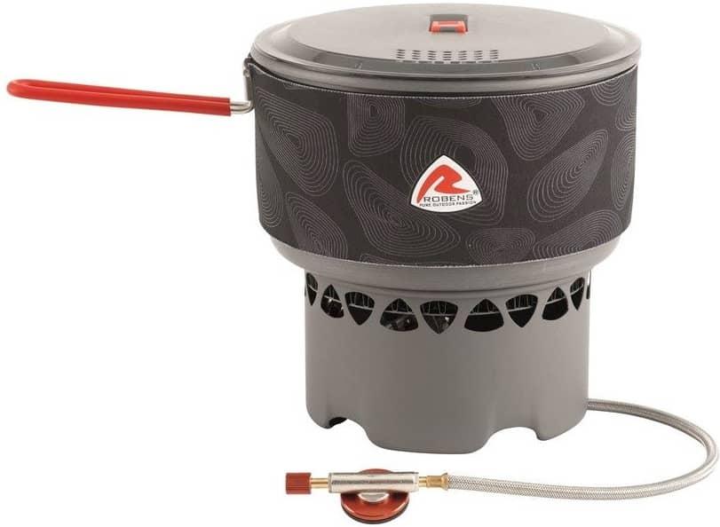 Fire Moth Gasbrander inclusief Pan