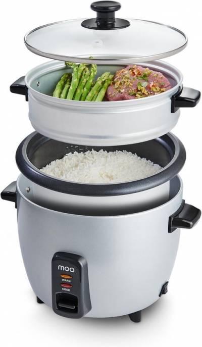 MOA rijstkoker met stomer