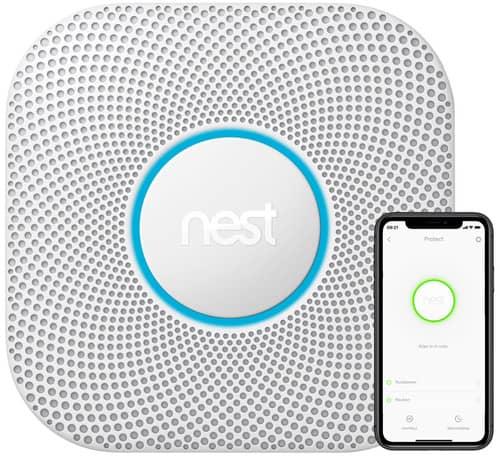 Google Nest Protect Rookmelder