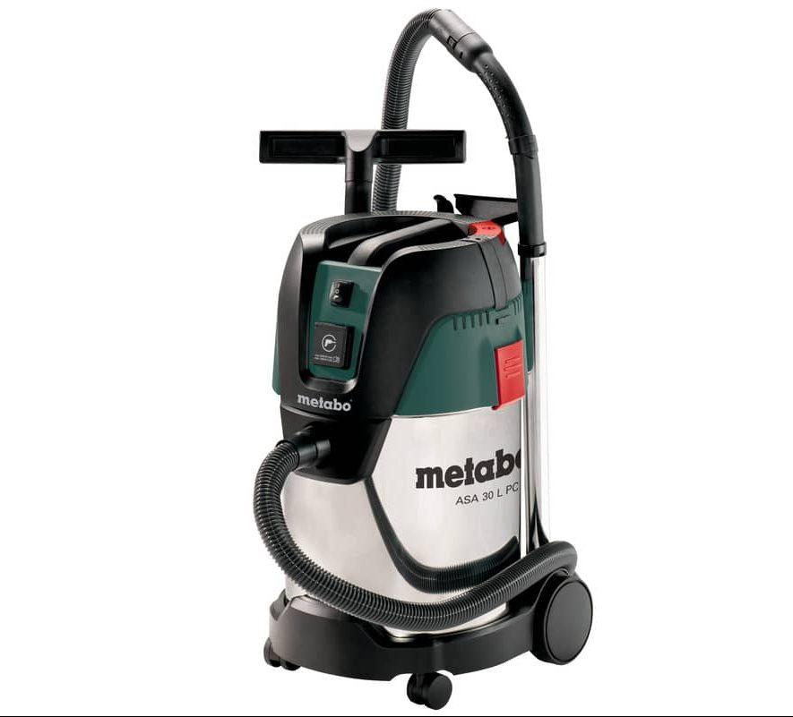Metabo Alleszuiger ASA30 L PC Inox