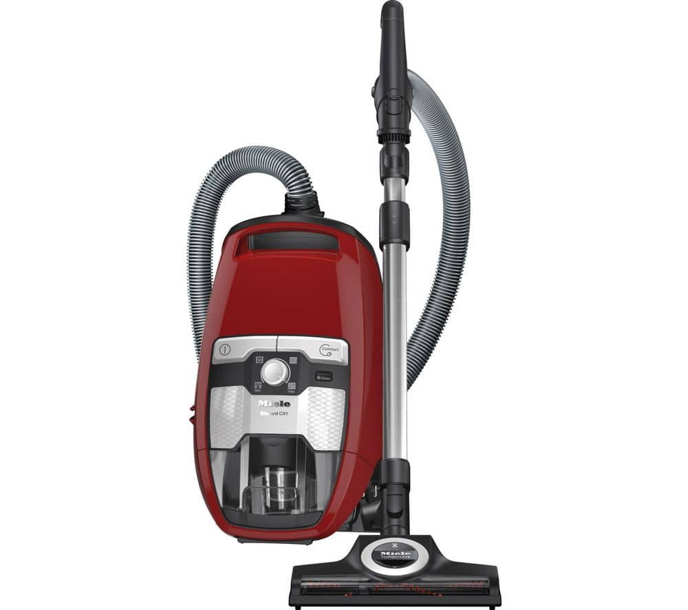 Miele Blizzard CX1 Red Powerline