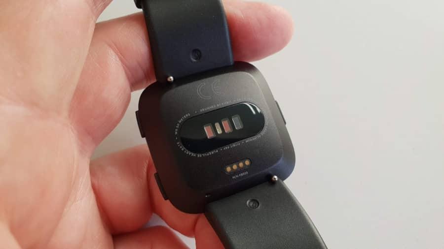 Fitbit Versa waterdichte achterkoffer