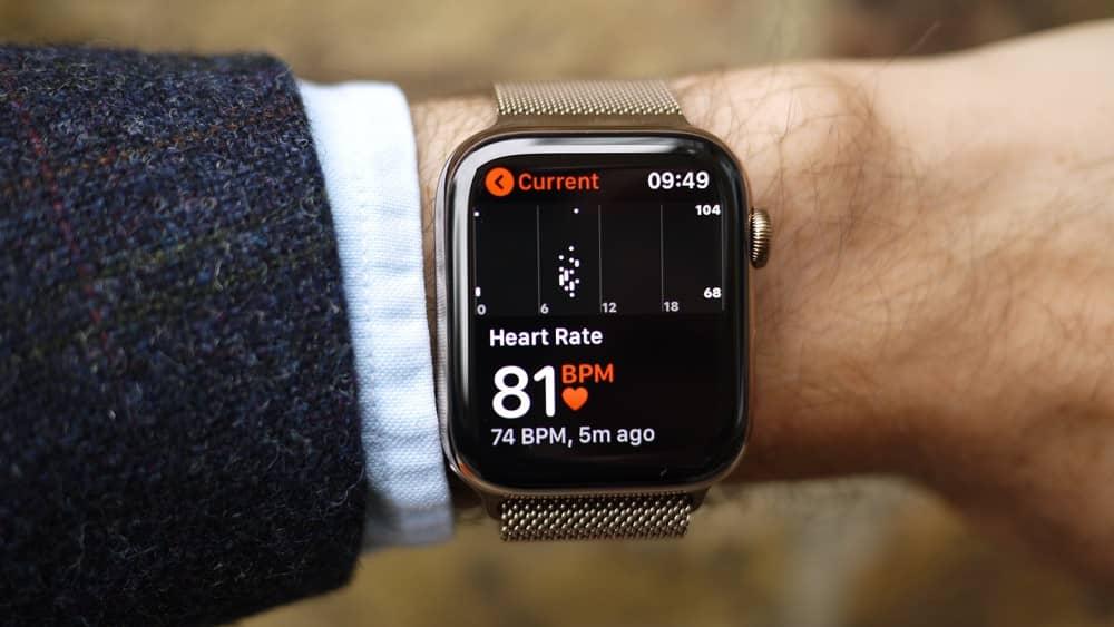 Functies voor het monitoren van de gezondheid
