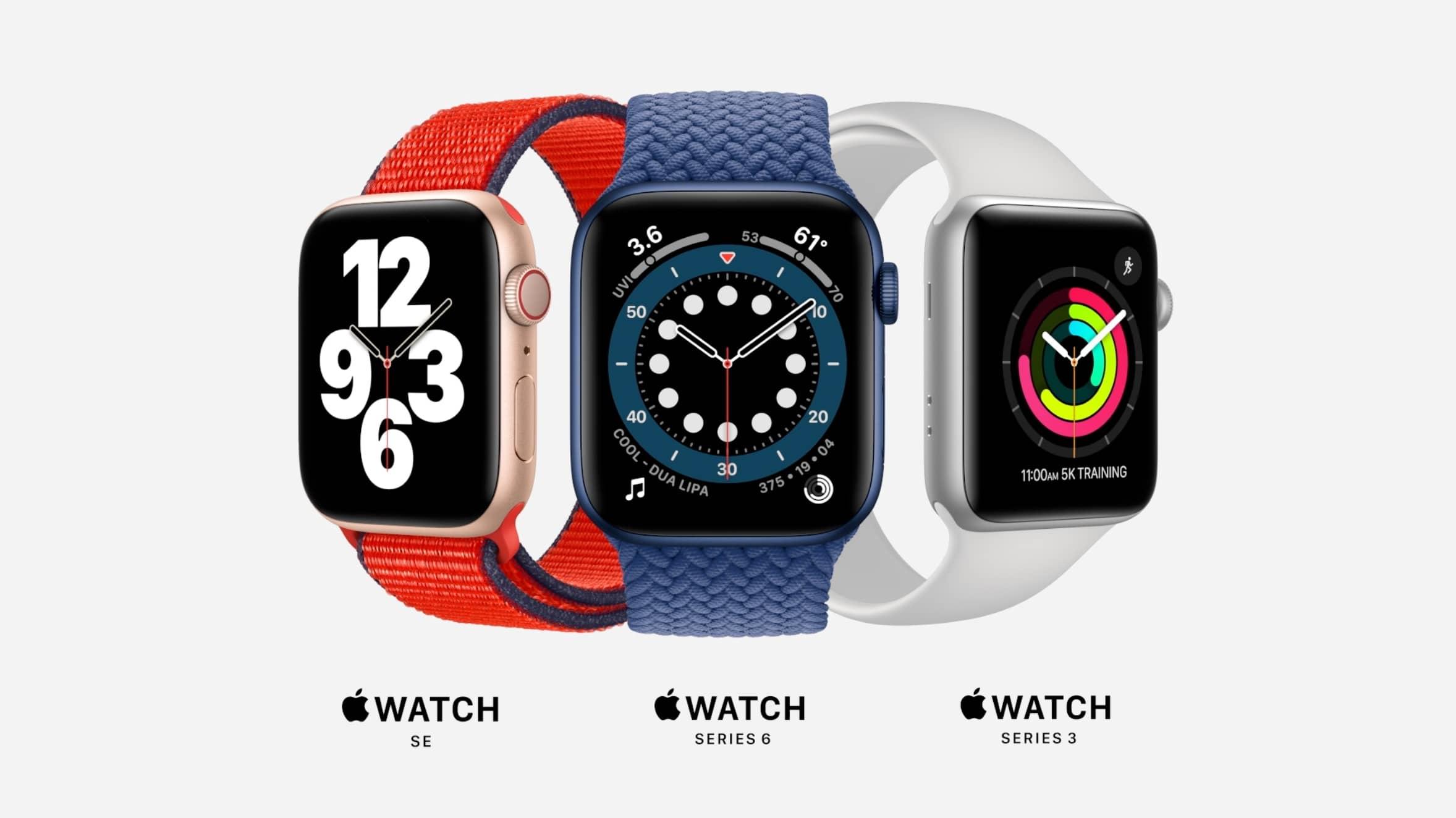 Apple Watch-ontwerpen