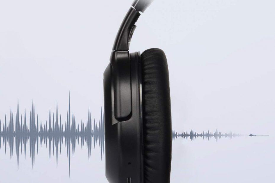 Wat is Active Noise Cancelling? | ANC hoe werkt het