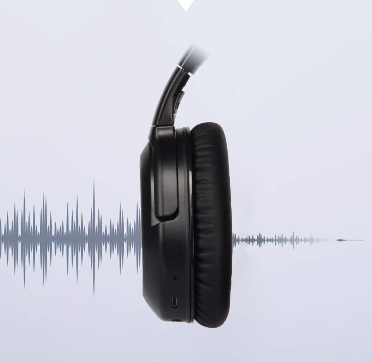 Wat is Active Noise Cancelling?   ANC hoe werkt het