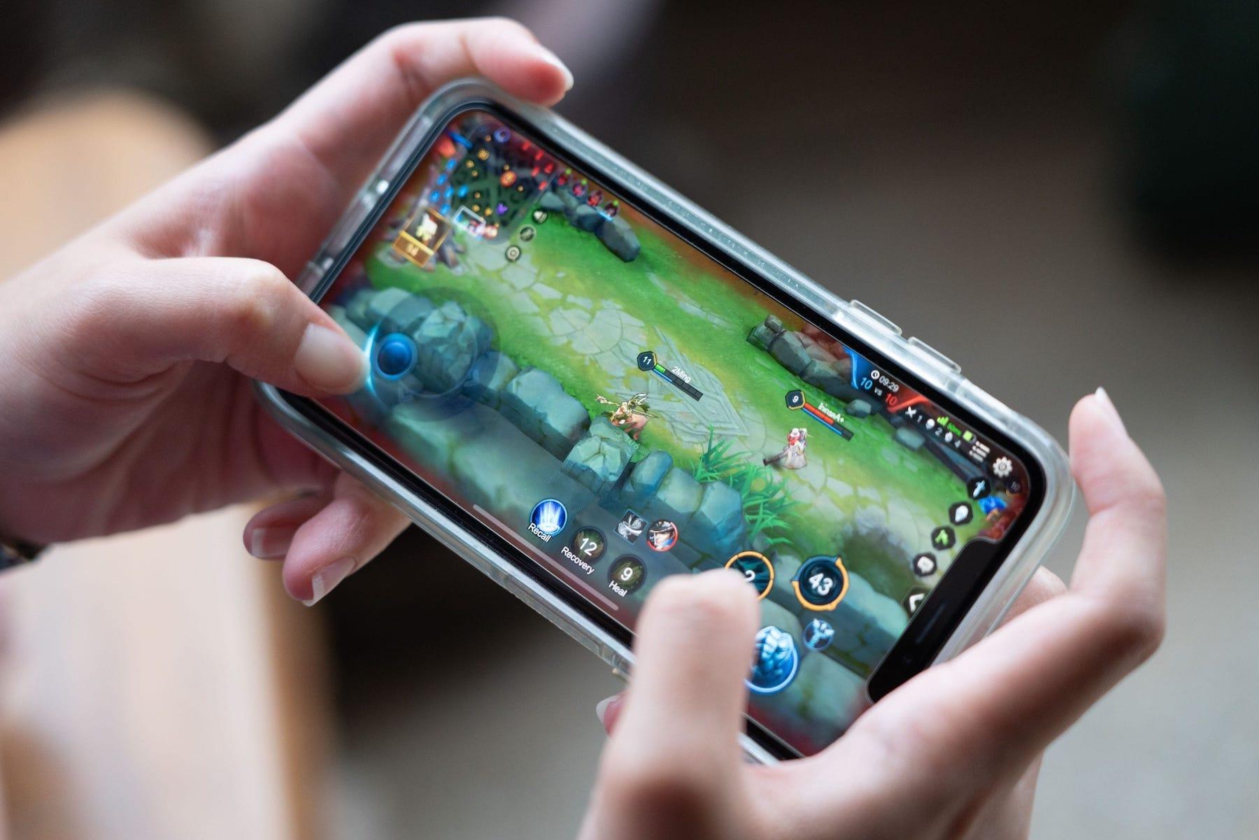 De 8 beste gaming-telefoons