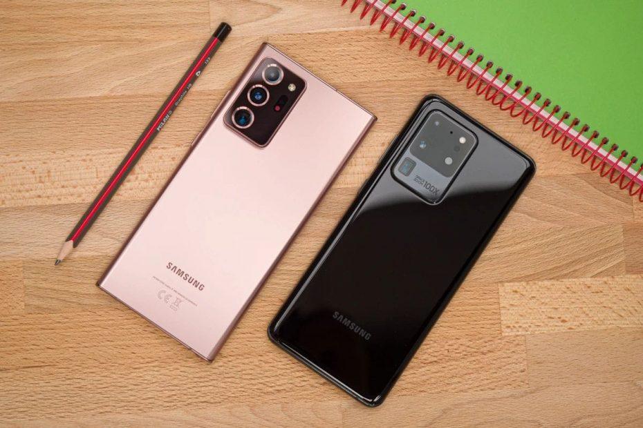 Beste Samsung Telefoons