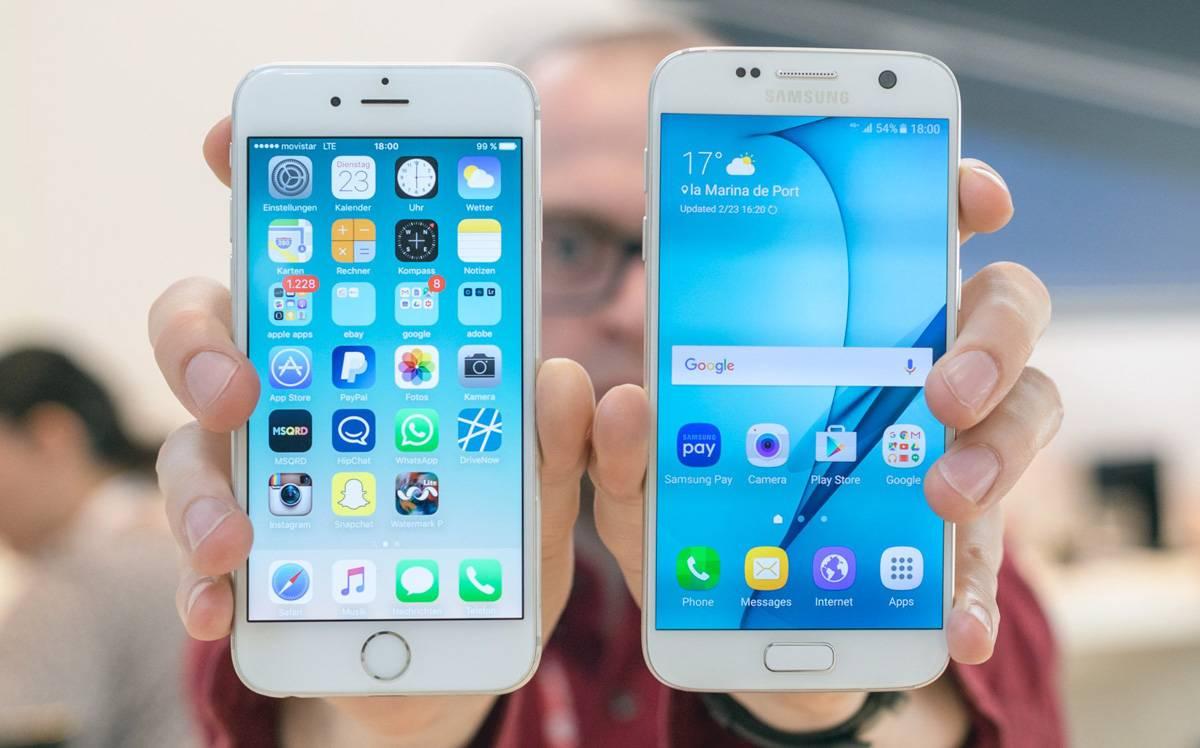 iPhone versus Android - wat is beter voor je?
